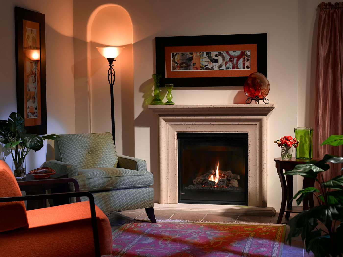 A Touch Of Class Fireplaces